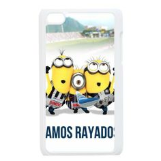 Creative Soccer Minions Rayados 3D Printed Hard Case for iPod Touch 4th Casehome-00293 , http://www.amazon.co.uk/dp/B00H8JWARW/ref=cm_sw_r_pi_dp_mh8qtb1KHS787