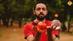 Contact juggler - Gabriel Santos - 16ª CBMCP freestyle