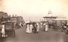 Prom 1905 Worthing, Historical Images, My Town, Old Photos, Brighton, Past, History, Places, Pictures