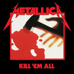 Kill 'Em All released 07/25/83 - 1st studio album