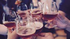 beers toast