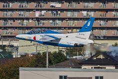 https://flic.kr/p/Pe5Kny | 46-5730, Kawasaki T-4 Blue Impulse JASDF @ Iruma RJTJ