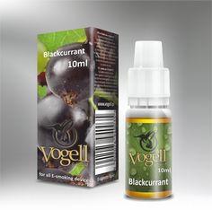 Liquid Vogell - Czarna porzeczka - Wyrażny smak owoców - http://vogell.pl/#!/page_Vogell
