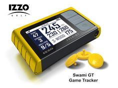 IZZO Golfs innovative Swami GT available now  IZZO Golf has released the much anticipated Swami GT featuring proprietary game tracking technology and GPS.   The Swami GT an Editors Pick at the 2015 PGA Merchandise Show is both a game tracker and a GPS unit all in one device. It comes equipped with 14 club tags that affix to the grip on each club. When in use club information is sent from the club directly to the Swami GT. The Swami GT requires no manual inputting. The unique patent pending…