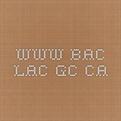 www.bac-lac.gc.ca - Canada World War I Soldier Records