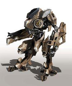 Image result for robocop 2 concept art