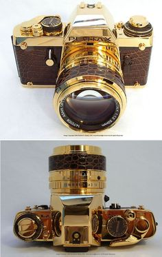 Pentax LX Special GOLD Edition, 1981