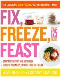 Feeding the Soil: Post-Partum Freezer Meals