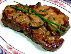 Steak Diane Sauce Recipes for Filet Mignon