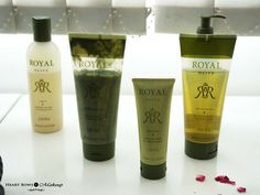Royal Olive - JAFRA India Pamper party