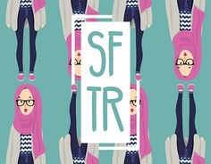 """Check out new work on my @Behance portfolio: """"SFTR"""" http://on.be.net/1JYx8ik"""