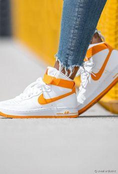 13 Best Orange Sneakers images | Sneakers, Orange sneakers