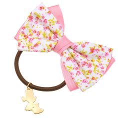 [ Official ] Disney Store | Heaponi Magical Offer Flower ribbon Minnie : | Disney Goods Gift of official mail order site Disneystore Japan HAIR BOW