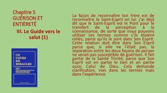 Section III - Le Guide vers le salut by Pierrot Caron via slideshare