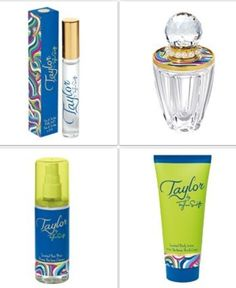 Taylor by Taylor Swift.... they have HAIR MIST, like, what more could you ask for?