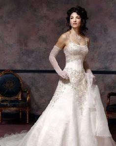 corset wedding dresses with sleeves