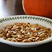 Toasted Pumpkin Seeds by Simply Recipes
