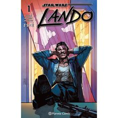 Star wars lando nº Star Wars Comics, Marvel Comics, Death Of Wolverine, Lando Calrissian, Cloud City, Moon Knight, Comic Covers, Pop Culture, Novels