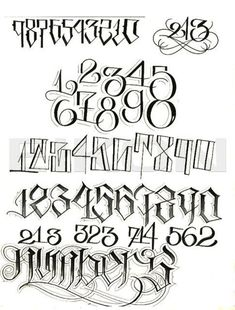 Graffiti Tattoo, Chicano Tattoos Lettering, Tattoo Lettering Alphabet, Tattoo Lettering Styles, Graffiti Lettering Fonts, Tattoo Script, Graffiti Alphabet, Script Lettering, Lettering Design