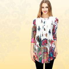 Now in Tunics