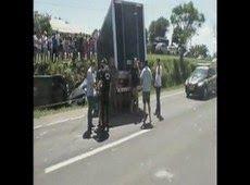 Galdino Saquarema Noticia: Acidente entre caminhão e 2 carros com duas vítimas fatais...