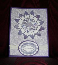 Build a blossom Celebration by CAR372 - Cards and Paper Crafts at Splitcoaststampers