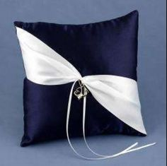 Anchors Away Ring Bearer Pillow - Photo Chanel lipstick Giveaway Ring Bearer Pillows, Ring Pillows, Throw Pillows, Wedding Pillows, Ring Pillow Wedding, Wedding Ring, Wedding Hair, Bridal Hair, Cushion Covers
