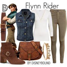 DisneyBound - Flynn Rider