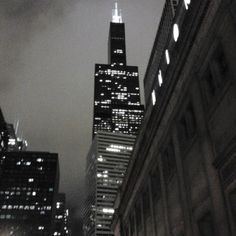 Outside union station in chicago :)