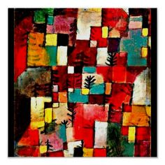 Poster-Classic/Vintage-Paul Klee 113