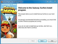 subway surfers is cool! play online