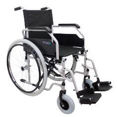 Silla de ruedas ligera (Rueda de 600 y 300 mm) #antiescaras. #Silladeruedas #movilidad #accesibilidad #terceraedad #mayores #discapacidad #ortopedia #ortopediaplus