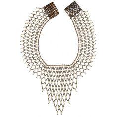 Calypso St. Barth Bridal Accessories - Pearl Necklace