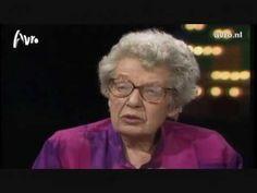 Annie M.G. Schmidt - haar uitspraken  Moet je naar luisteren en horen!