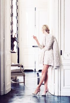 lauren santo domingo / spanish vogue