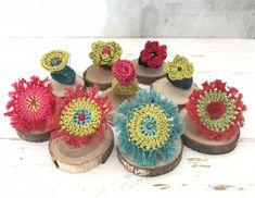 Crochet rings: Frida...