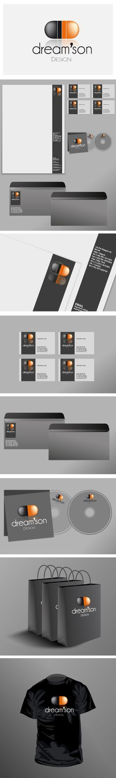 Logo e carta intestata. Brand Identity, Branding, Design, Brand Management, Identity Branding