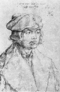 Artist: Dürer, Albrecht, Title: Porträt des Jobst Plankfelt, Date: 1520