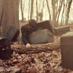Nicolas Bruno  Dark and Mysterious Photography Inspired by Nightmares