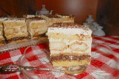 Reteta culinara Prajitura Catalina din categoria Prajituri. Specific Romania. Cum sa faci Prajitura Catalina I Want To Eat, Tiramisu, Caramel, Deserts, Ethnic Recipes, Inspiration, Xmas, Sticky Toffee, Biblical Inspiration