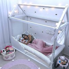 Kinderbett Kinderbett The post Kinderbett appeared first on Babyzimmer ideen. Childrens Beds, Childrens Room Decor, Baby Room Decor, Baby Bedroom, Nursery Room, Girls Bedroom, Big Girl Rooms, Baby Boy Rooms, Toddler Rooms