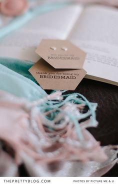 45 Beautiful Free Printables For Your Wedding - The Wedding Notebook magazine Wedding Tags, Diy Wedding, Wedding Ideas, Wedding Stuff, Spring Wedding, Wedding Decor, Dream Wedding, Bridesmaid Thank You, Will You Be My Bridesmaid