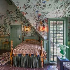 The 1907 home known as Beauport, built by one of America's first interior deco. The 1907 home know Home Interior, Interior Decorating, Interior Design, Interior Architecture, Attic Renovation, Attic Remodel, Decoration Design, Dream Rooms, My New Room