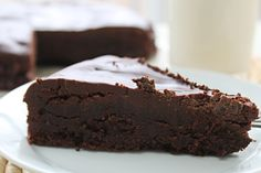 Recept: Raw Chocolate Fudge Taartje | Blij Zonder Suiker