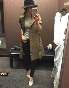 Fitting room snap-shots  - Fall Style