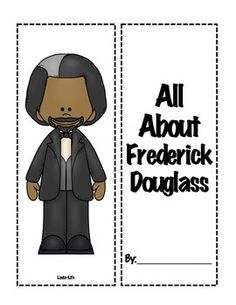 Frederick Douglass LapbookUse this interactive lapbook to help students learn about Frederick Douglass and how he helped make our country a better place.Included in the lapbookFrom Slavery to Freedom (Swingables)His HonorsKey Terms Vocabulary Pocket with cardsCharacter Trait (File Folders with cut and paste activity)Fact Recording Area (Borders)Flip book for recording facts about the Underground RailroadClipart with facts about Susan B.