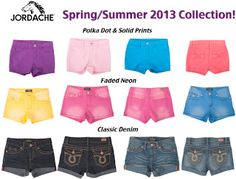 New Age Mama: Jordache Girls Denim Shorts Review