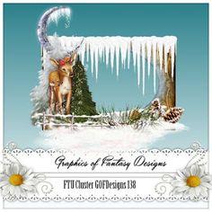 Graphics-and-School-of-Fantasy: FTU Cluster GOFDesigns 138