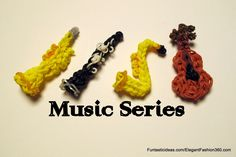 rainbow trumpet | ... size: 3213 × 2144 in How to make trumpet charm on Rainbow Loom
