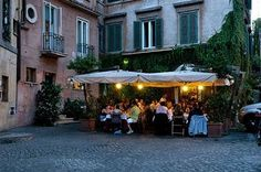 48 hours in Rome during the summer : what to see, where to eat and what to do in the evening